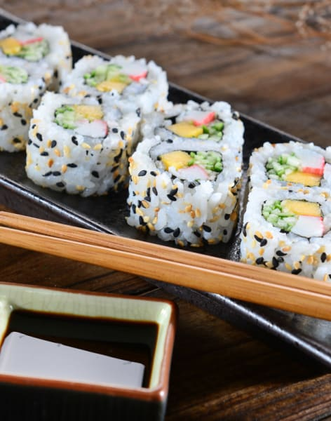 Cocktail Masterclass with 3 Course Sushi: MealPal by Kouzu - food in London