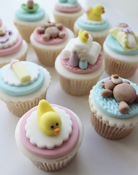 Baby Shower Cupcake Class by Lady Berry Cupcakes - food in London