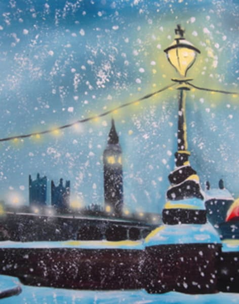 Paint London: Chiswick by PopUp Painting - art in London