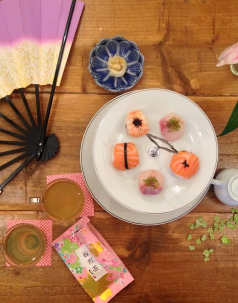 Sushi Making with Afternoon Tea by Alice Sushi Art - food in London