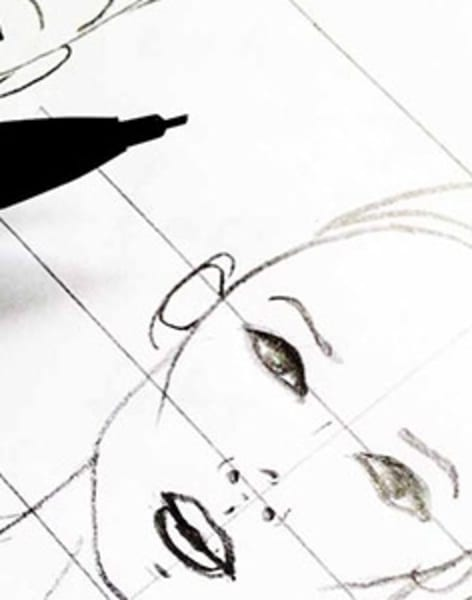 Fashion Drawing Course For Beginners by Fashion Antidote - art in London