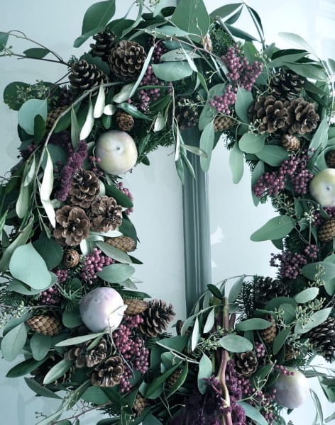 Festive Florals – Table Centre Decorations by Jamie Aston - crafts in London