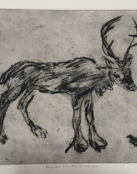 Etch the Holidays by Artichoke Printmaking London - art in London