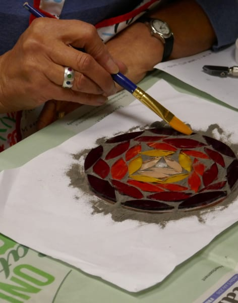 Advanced Kiln Formed Glass Course by Brett Manley Glass - crafts in London