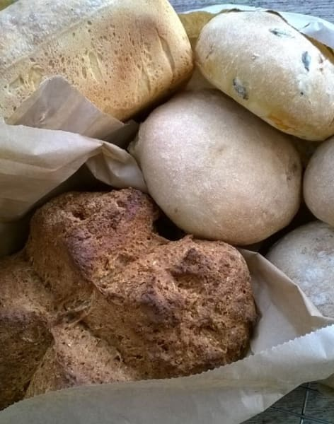 Learn to Bake Bread by Badgerbrook Breads - food in London