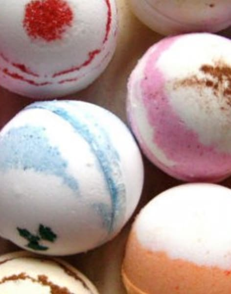 Bath Bomb and Soap Making Workshop by Midas Touch Crafts - health-and-beauty in London