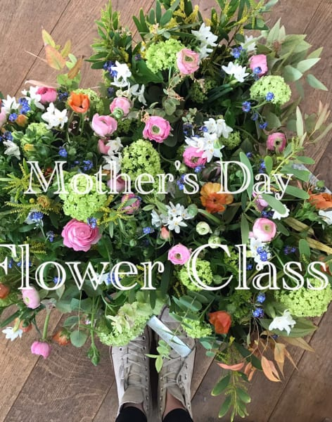 Mother's Day Flowers by Daisy at Pearl and Groove by Pearl and Groove - crafts in London