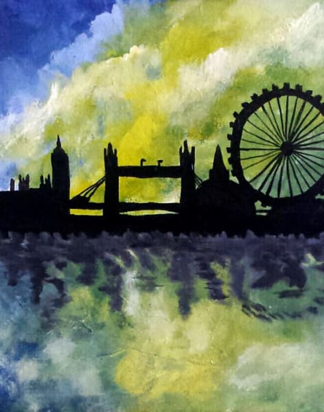 Paint London: Bayswater by PopUp Painting - art in London