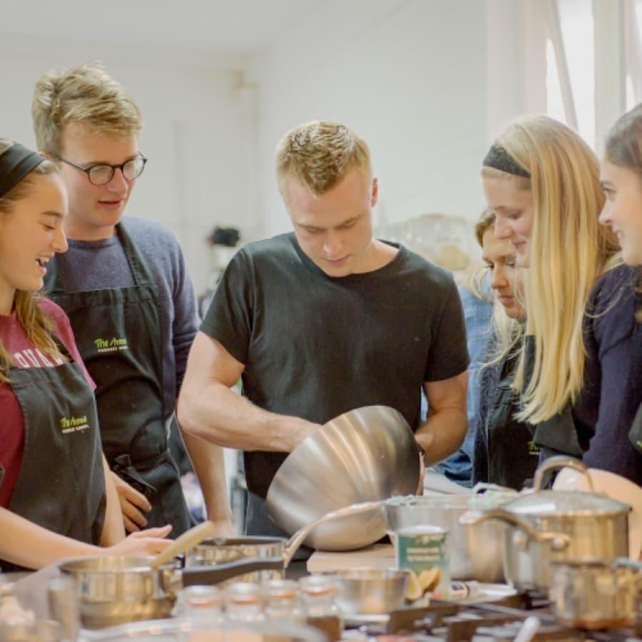 Gluten Free Flour Making by The Avenue Cookery School - food in London