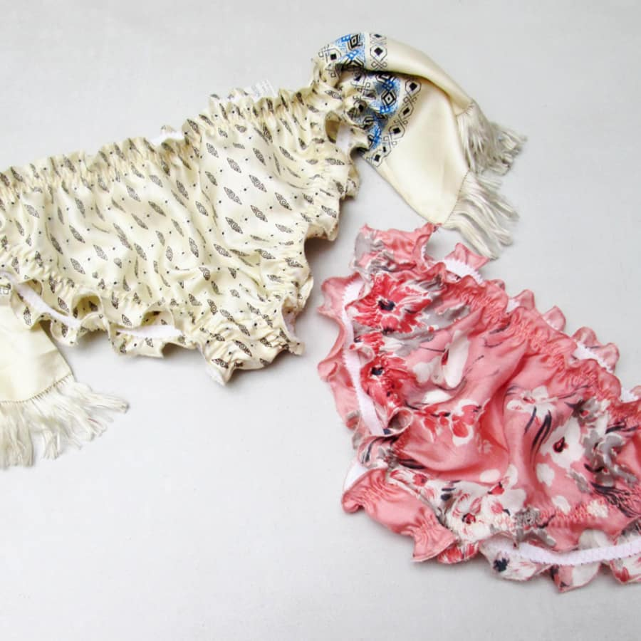 Make a Pair of Silk Knickers by Fabrications - crafts in London