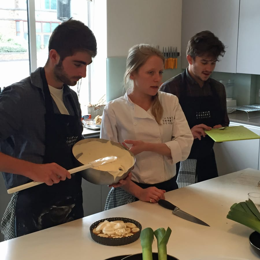 Advanced Cookery Course by Wyld Cookery School - food in London