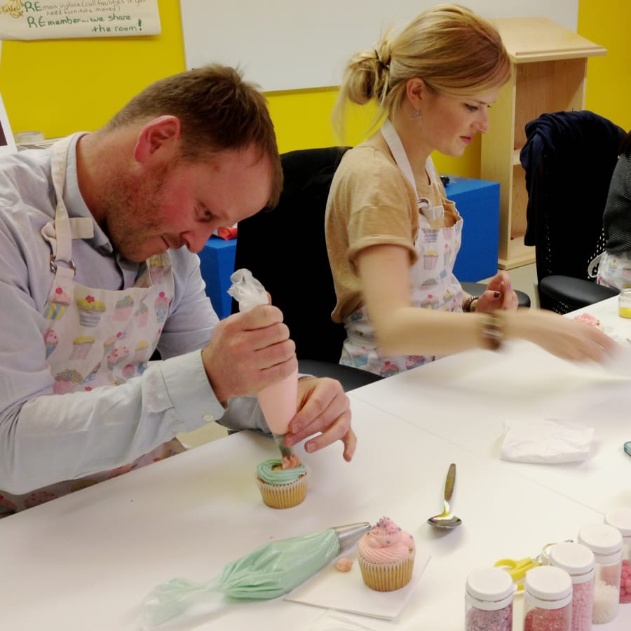 The Cupcake Decorating Class by Cookie Girl - food in London