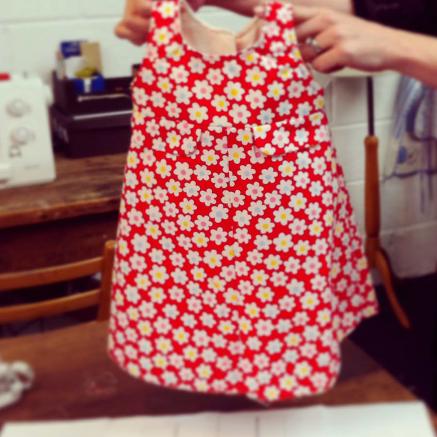 Make Children's Clothes by The Old School Club - crafts in London