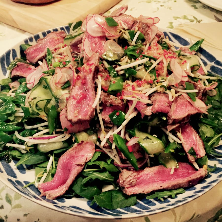 Summer Salads by Wyld Cookery School - food in London