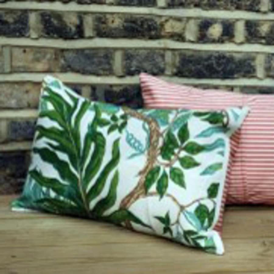 Make a Cushion Cover Class by The Old School Club - crafts in London