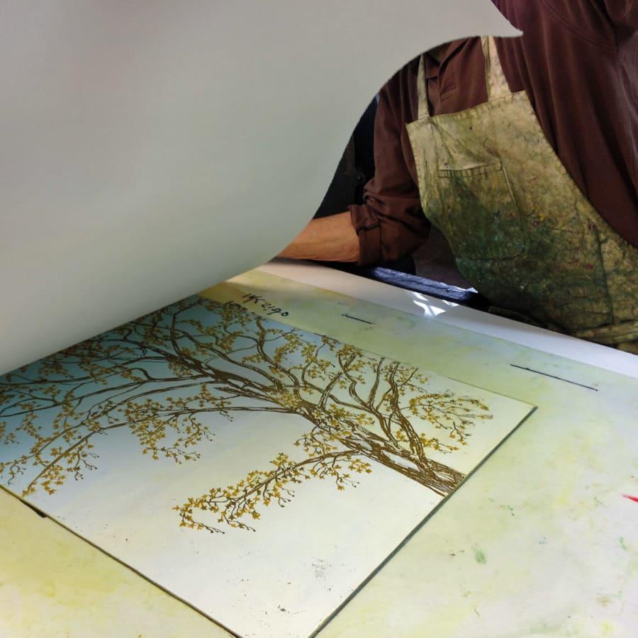 Etching Techniques in a Nutshell by Artichoke Printmaking - art in London