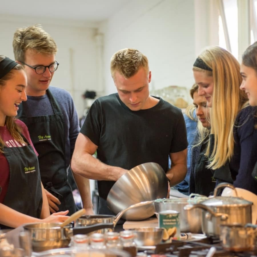 Chalet Host Cookery Course by The Avenue Cookery School - food in London