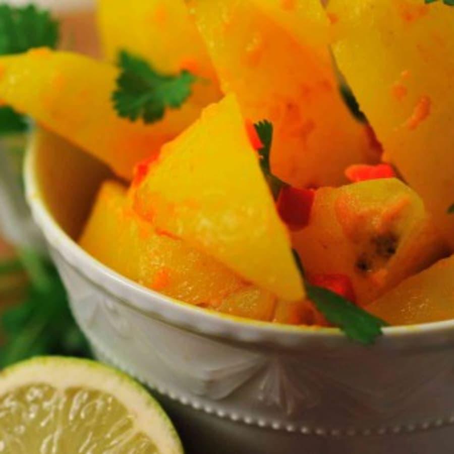Nouveau Indian Cuisine - Afternoon by London Vegetarian School - food in London