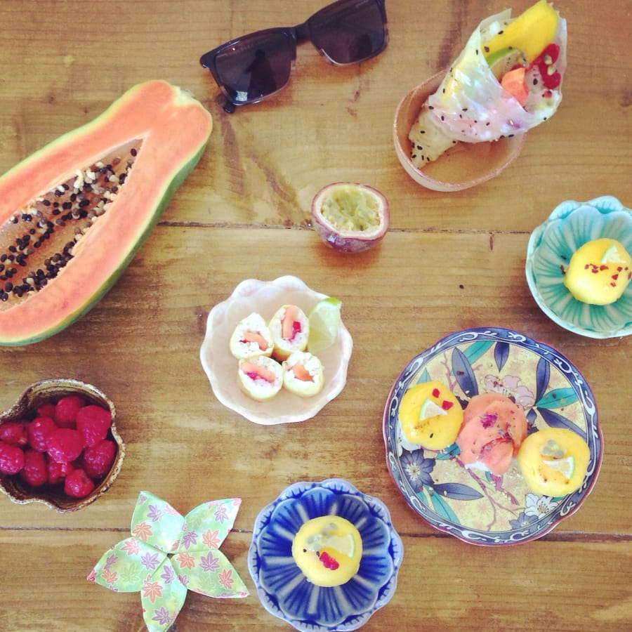 Make 'Frushi' - Sweet Sushi Classes by Alice Sushi Art - food in London