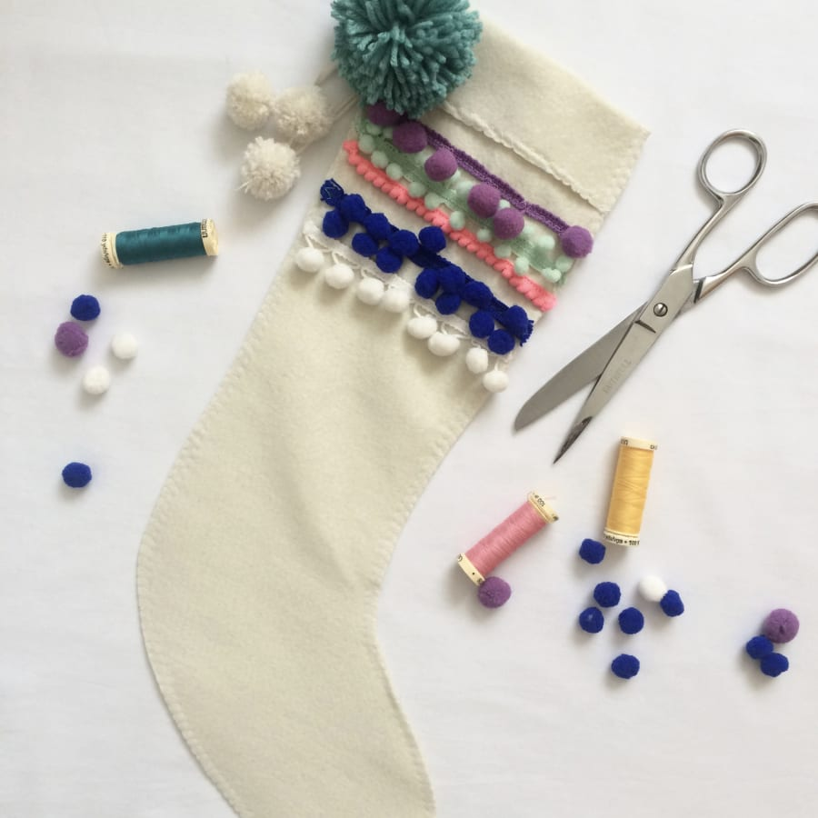 Christmas Special: Stockings & Ornaments by The Sewcial Circle - crafts in London