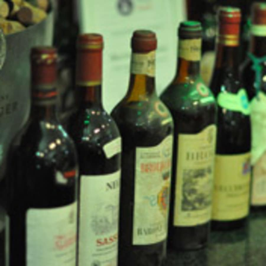 Vintage Wine Tasting Class by Dionysius Importers - drinks-and-tastings in London