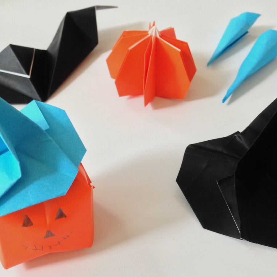 Spooky Origami by Alice Sushi Art - crafts in London