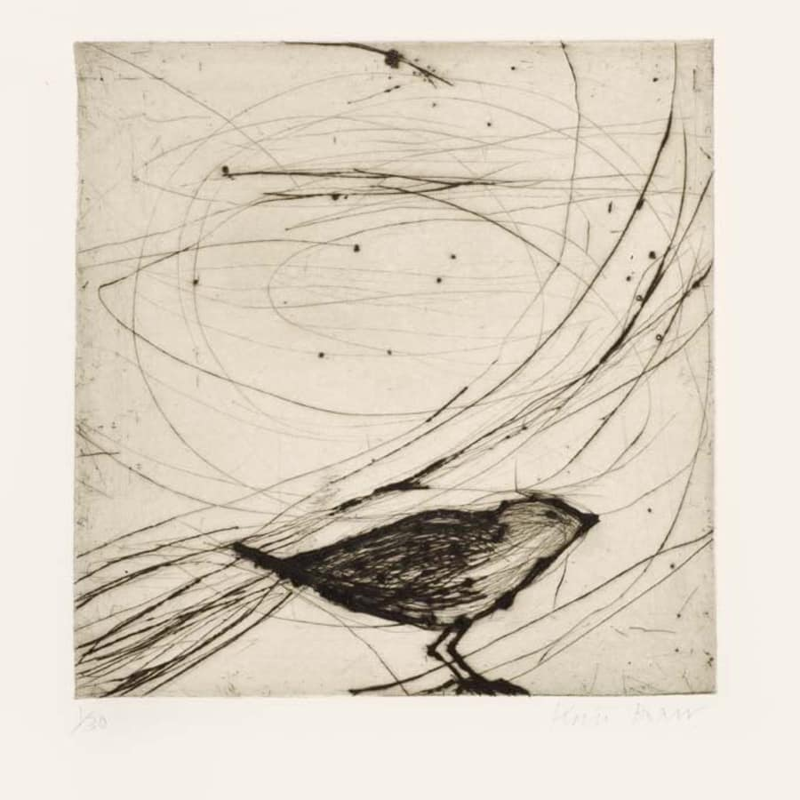 Creative Christmas Drypoint by Artichoke Printmaking - art in London