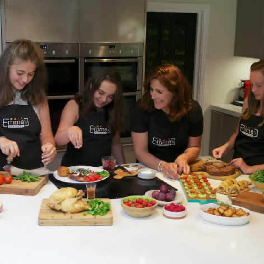 Start to Cook (11-16yrs) by Emma's Kitchen - food in London