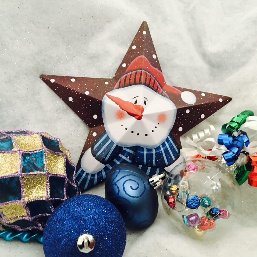 Christmas Crafting Carousel by Fabrications - crafts in London