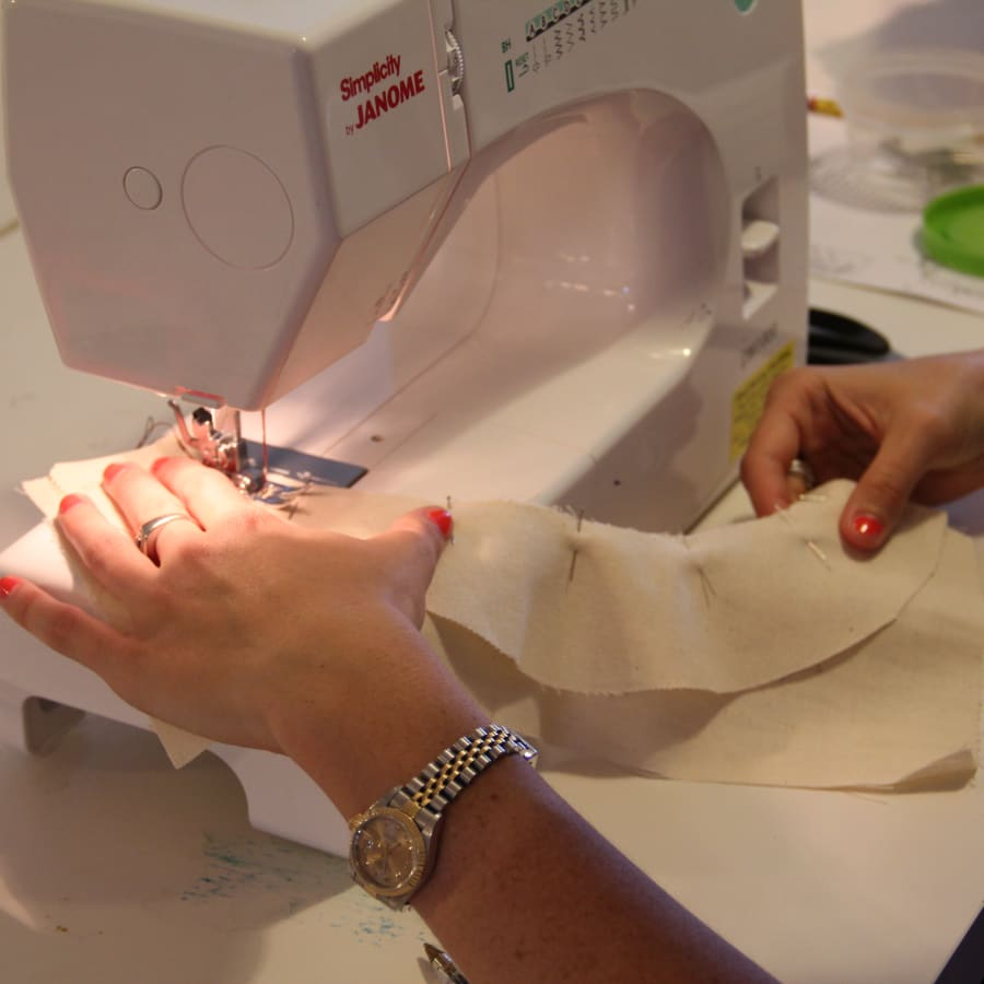 Sewing Machine Class - Learn How To Use A Sewing Machine by Fashion Antidote - crafts in London