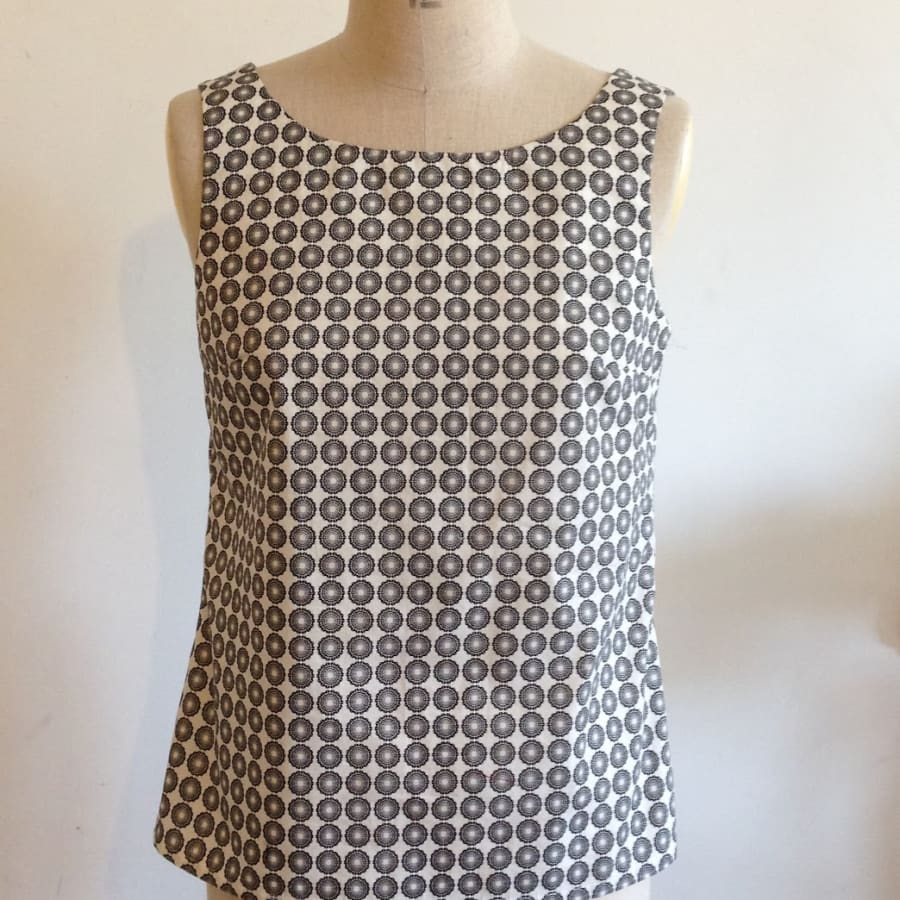 Make a Simple Top by Fashion Antidote - crafts in London