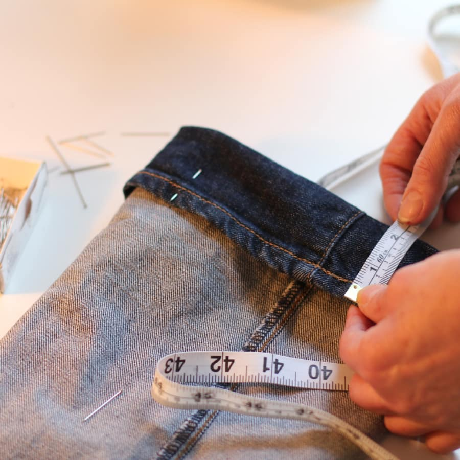 Clothing Alterations - How to Alter Clothing to Fit by Fashion Antidote - crafts in London