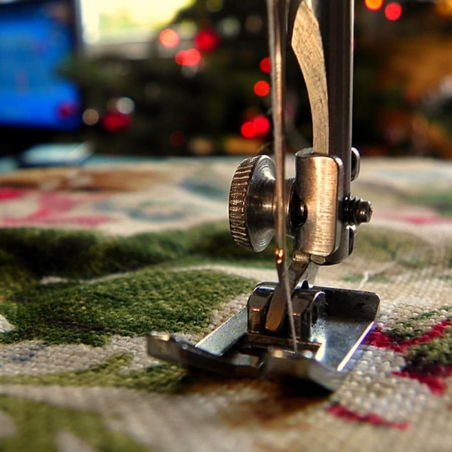 DIY Christmas Sewing (Stocking and Advent Calendar) - Half day by Fabrications - crafts in London