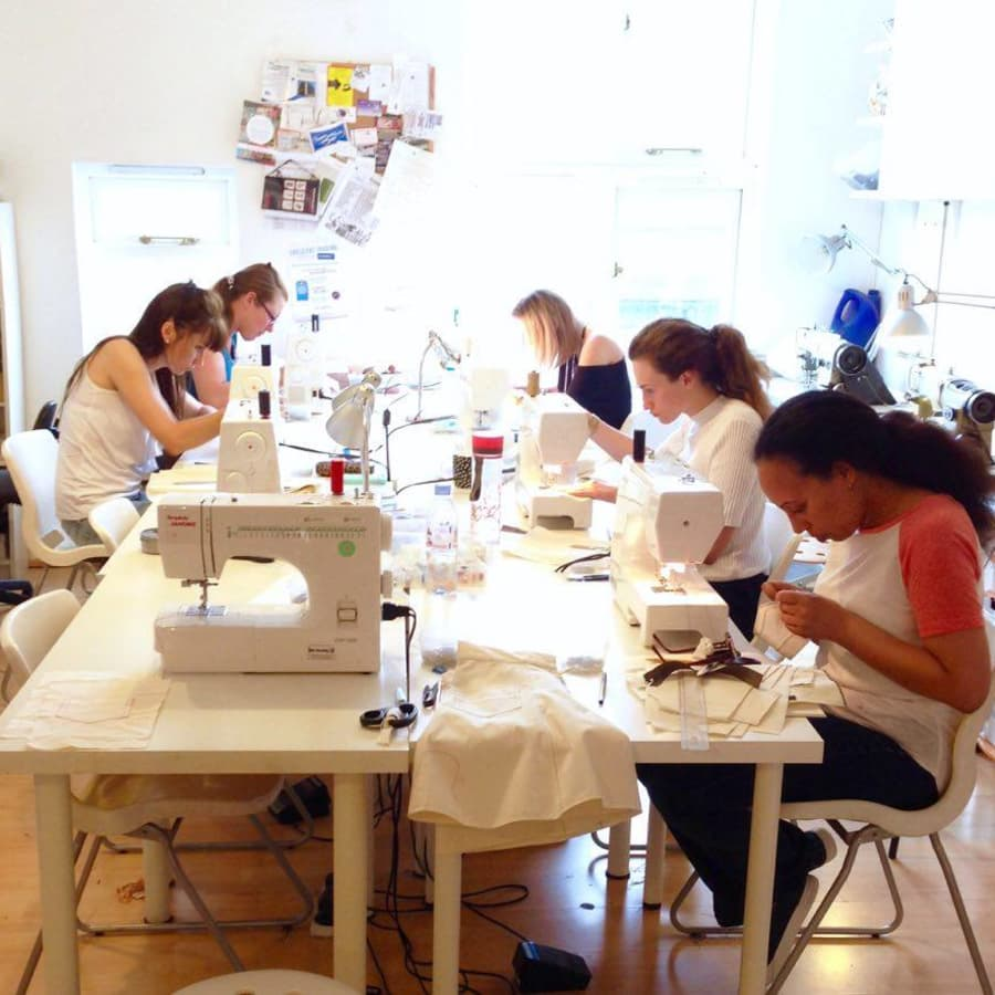Professional Garment Sewing: Sewing Basics, Skirts and Dresses by Fashion Antidote - crafts in London