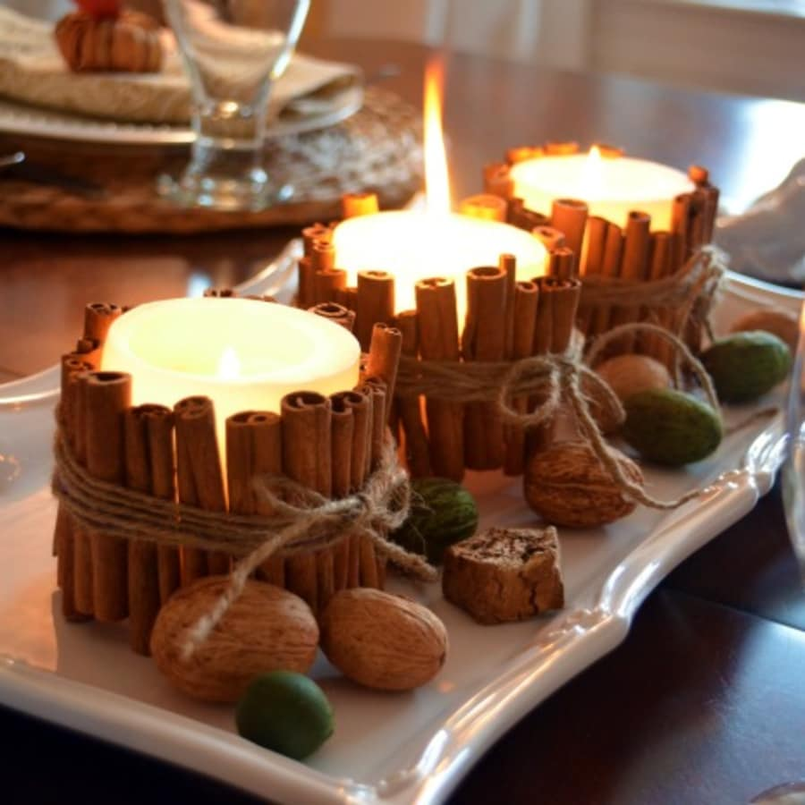 Make and Decorate a Candle by Midas Touch Crafts - crafts in London