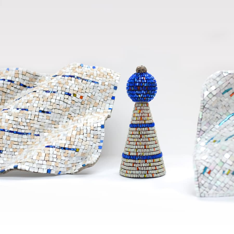3D Mosaic Model Course by Mosaic Worlds - crafts in London