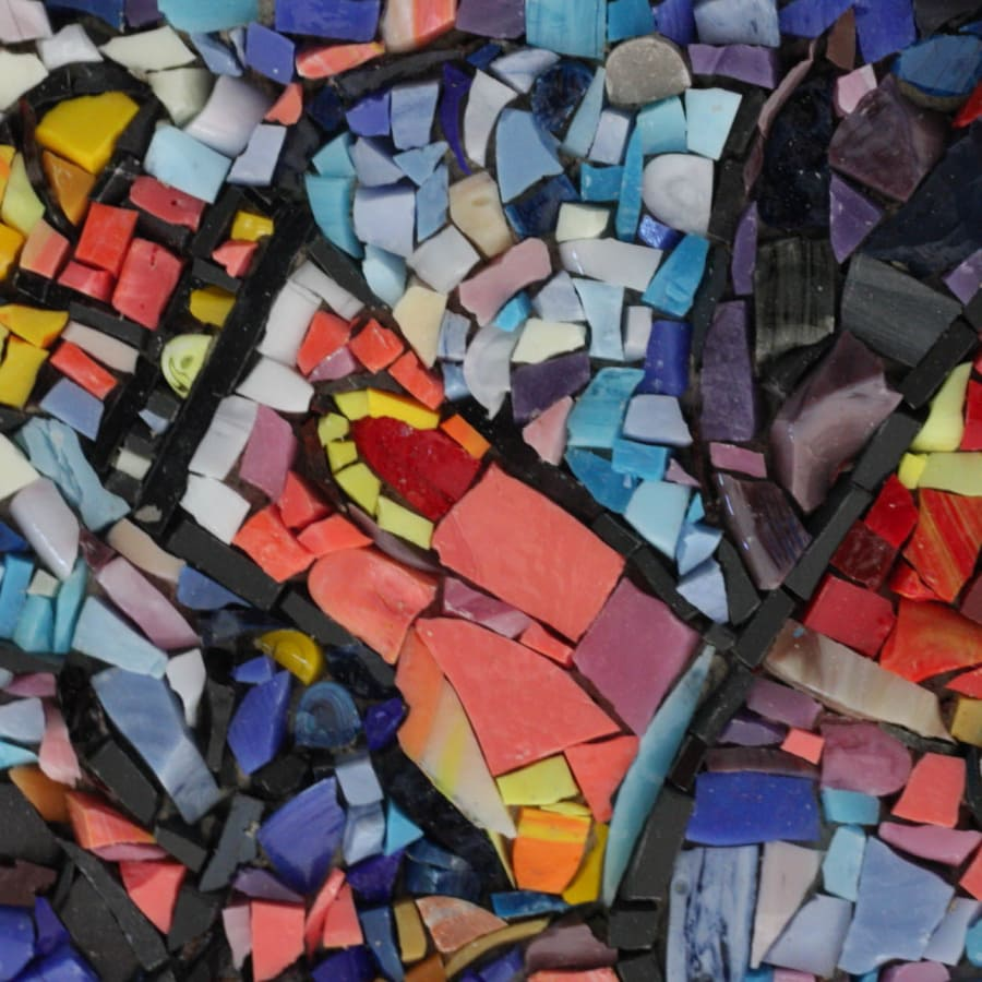 Make a Reinterpretation of a Painting by Mosaic Worlds - crafts in London