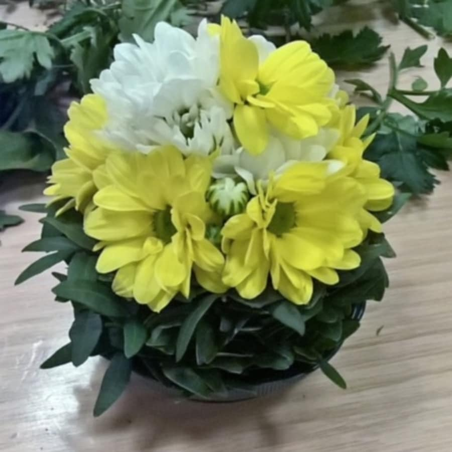 Flower Arranging Workshop by Midas Touch Crafts - crafts in London