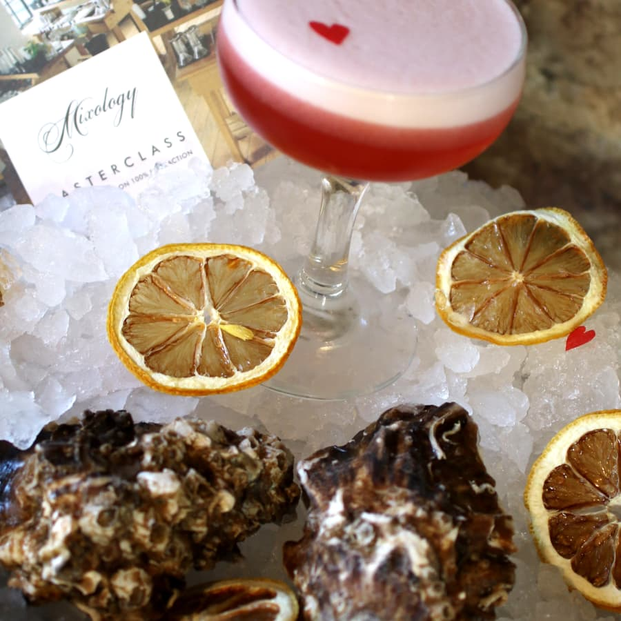 Valentine's Cocktail Class and Oysters by TT Liquor - drinks-and-tastings in London