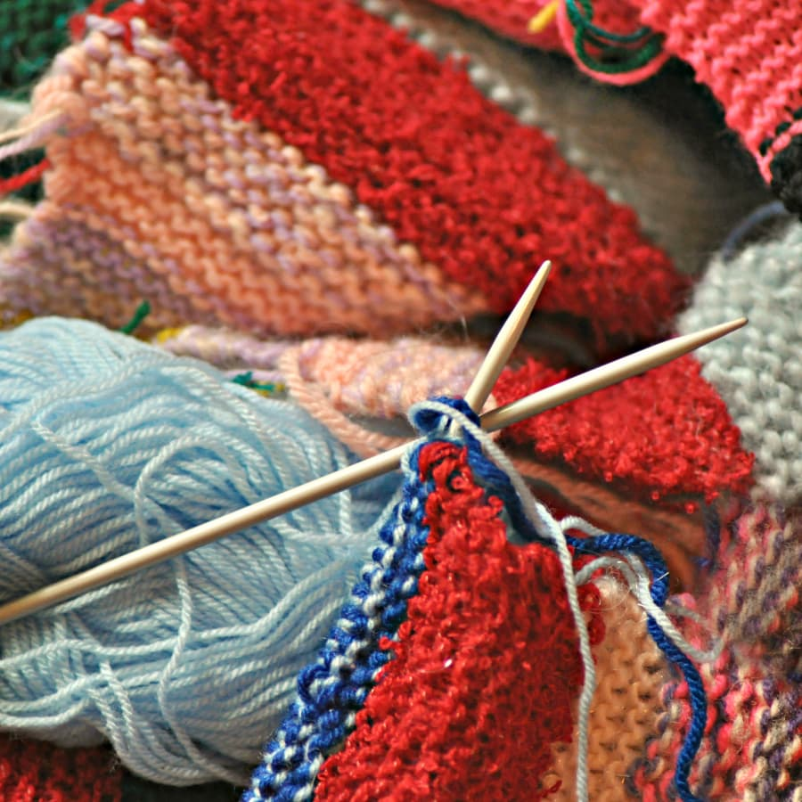 Adult Freestyle Knitting Course by Nest Knitting - crafts in London
