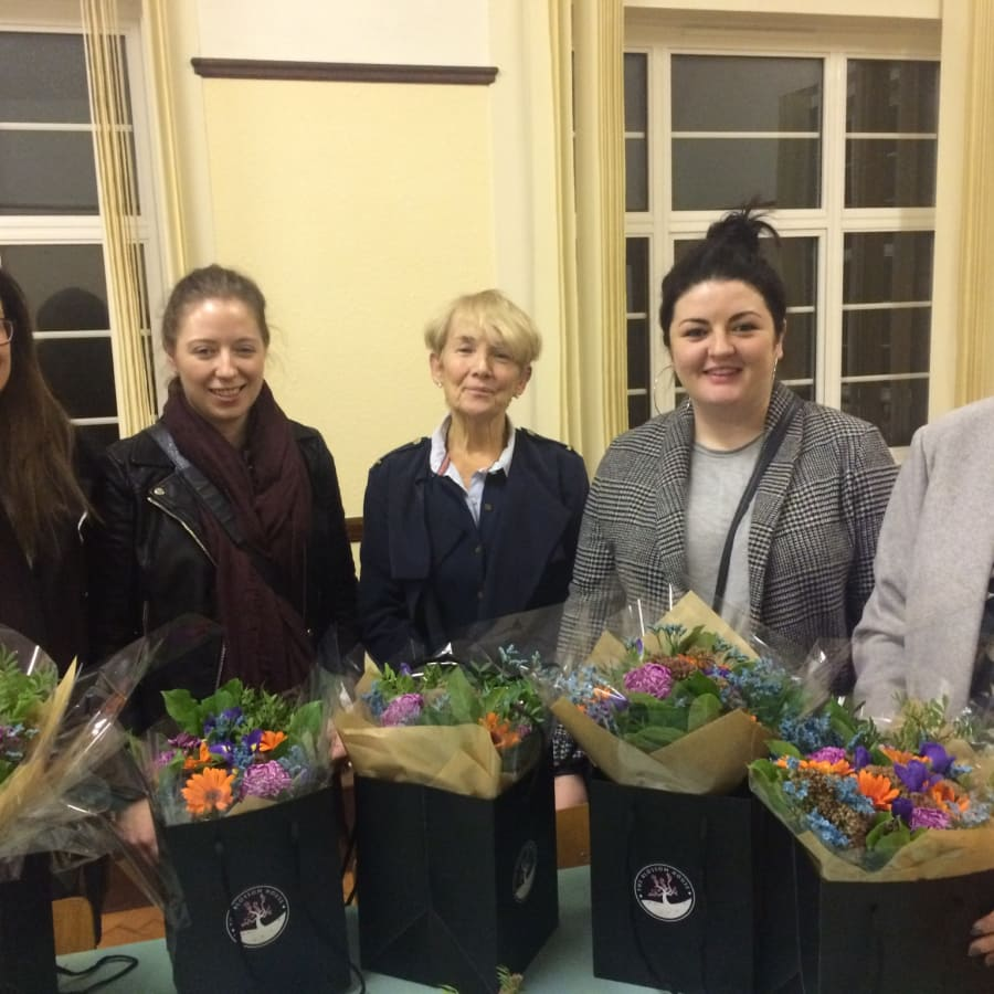 Beginner Floristry Class by Blossom House - crafts in London