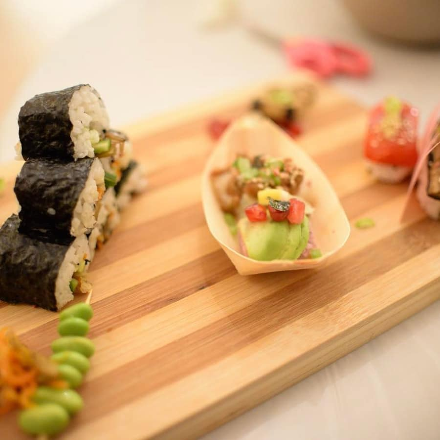 Valentine's Day Sushi Making by Alice Sushi Art - food in London