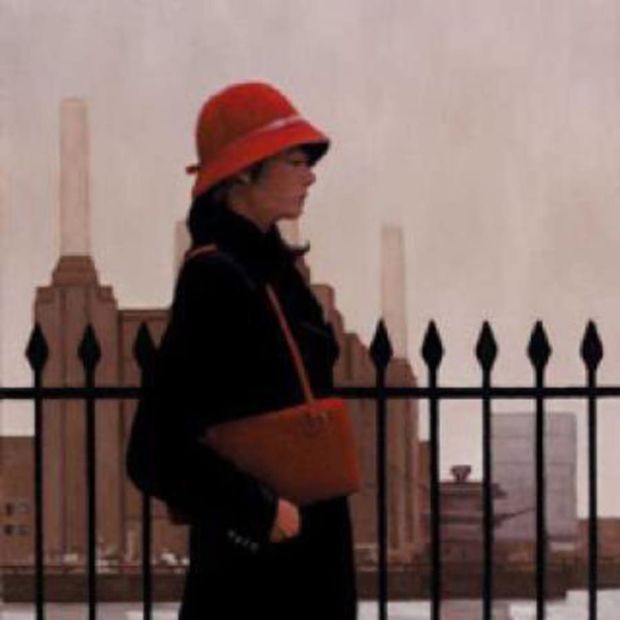 Paint Vettriano in Shoreditch by PopUp Painting - art in London
