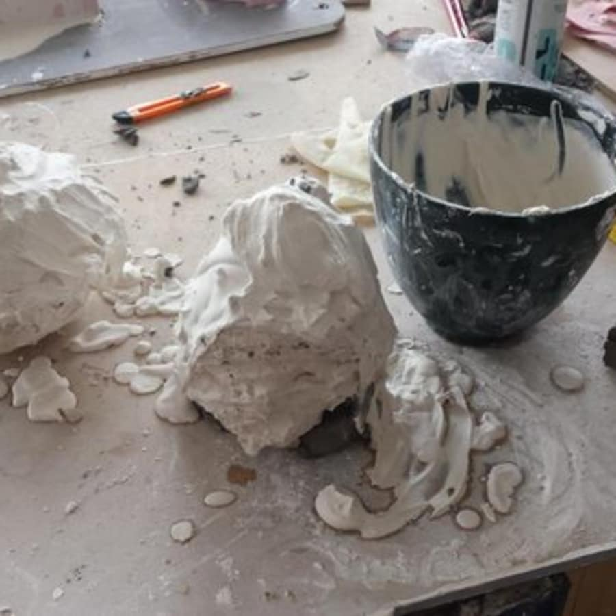 Plaster Taster Course by London Sculpture Workshop - art in London