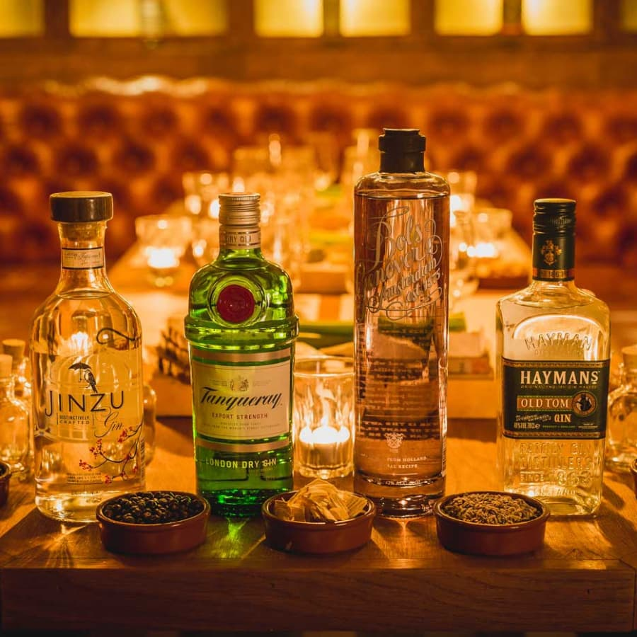 Gin Cocktail Making Masterclass by TT Liquor - drinks-and-tastings in London
