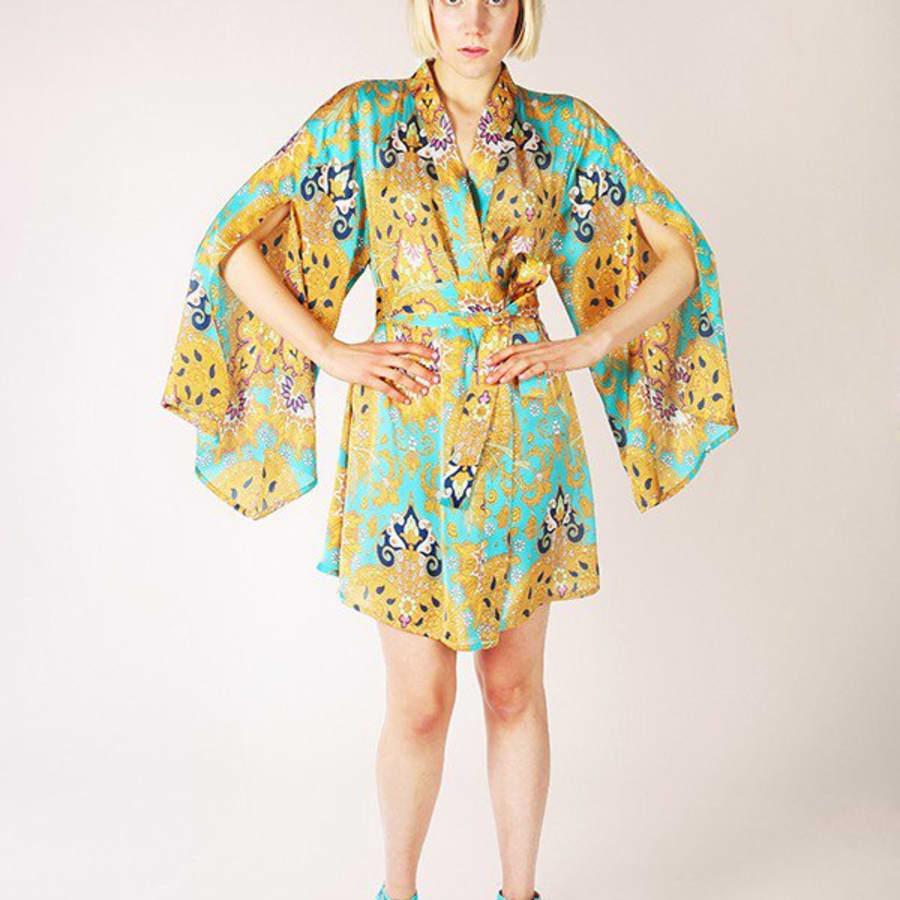 Sew an Asaka Kimono with Rachel Pinheiro by The Village Haberdashery - crafts in London