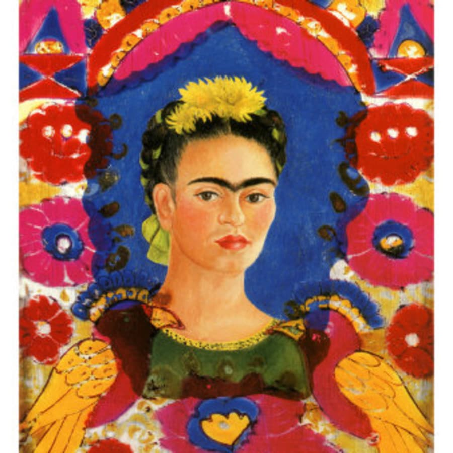 Paint Frida Kahlo: St Pauls by PopUp Painting - art in London