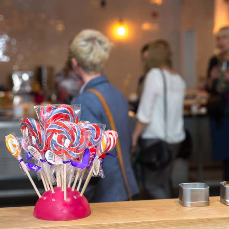 Lollipop Making Masterclass by Spun Candy - food in London