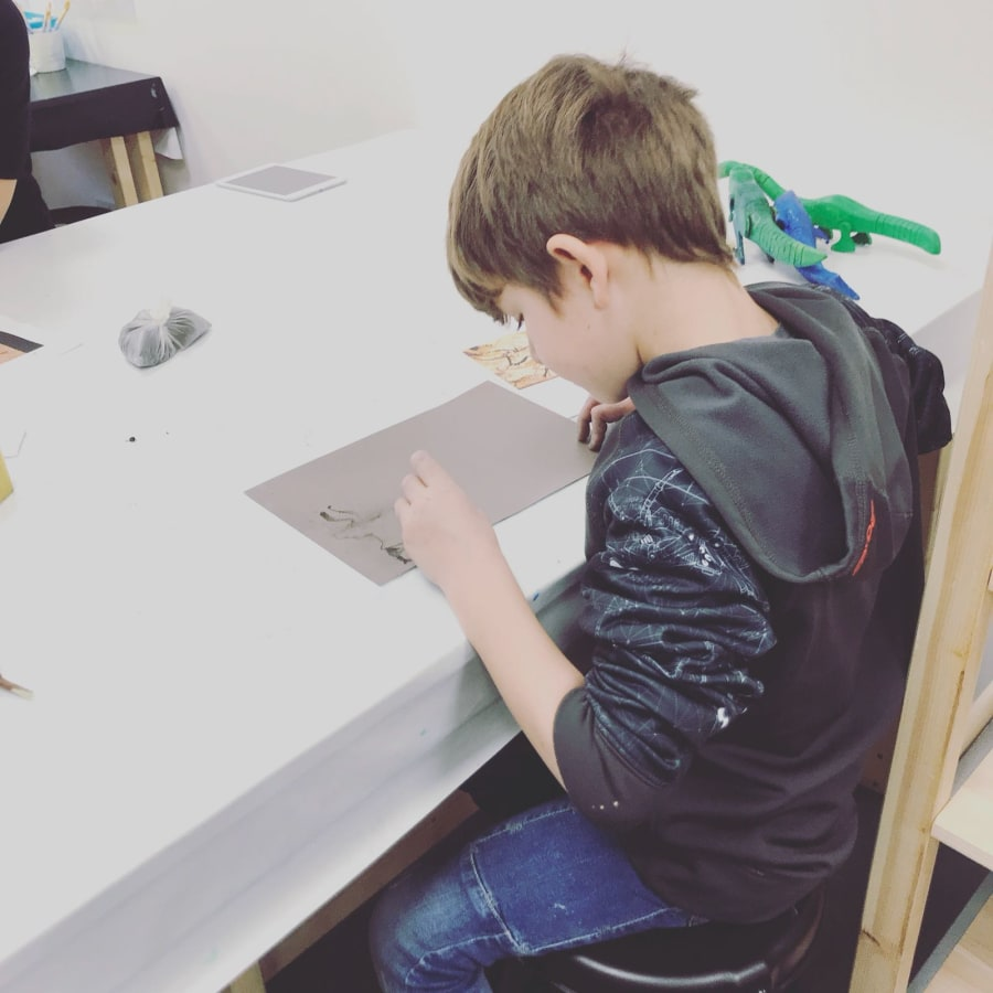 Explore @ Holl Studios - Our Half-Term Sessions for children by Holl Studios - art in London