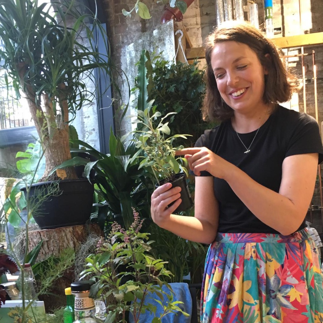 Growing Healthy Herbs Talk  by Superb Herbs - crafts in London